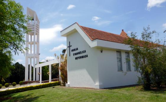 kerkgebouw van Arapoti