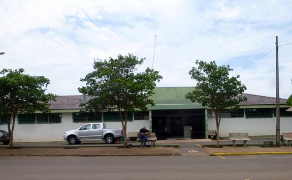 Medische post in Arapoti
