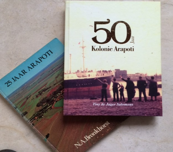 Boeken Kolonisten