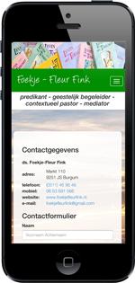 iPhone 5 Foekje-Fleur Fink